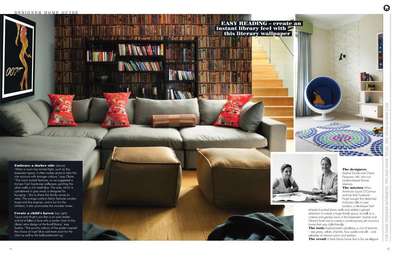 Achica Magazine Spring/Summer 2014